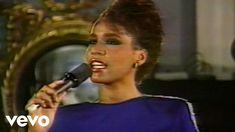 Whitney Houston -I Am Changing (Live from the Arista Records Annive. Z Music, Music Clips, Live Music, Music Songs, Music Videos, Beautiful Voice, Black Is Beautiful, Whitney Houston Live