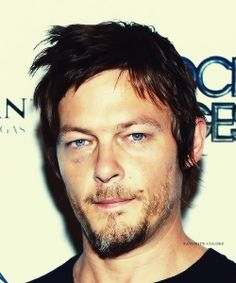 norman reedus-those eyes!