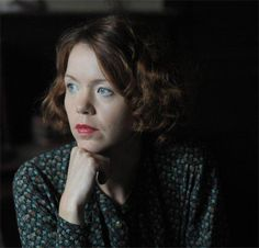 Anna Maxwell-Martin from The Bletchley Circle on PBS