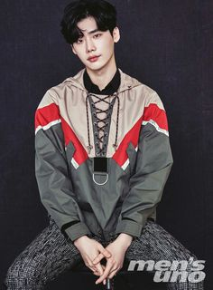 Lee jong suk men's uno magazine ❤❤