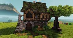 Minecraft Facts, Minecraft Ps3, Minecraft World, Cute Minecraft Houses, Minecraft Plans, Minecraft House Designs, Minecraft Survival, Minecraft Tutorial, Minecraft Blueprints