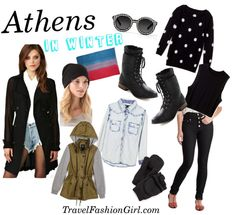What to Wear in Greece: Packing List for Athens and Style Ideas - Travel Tips - Packing