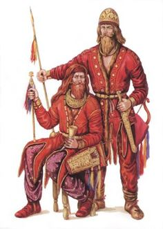 scythian | Scythian Clothing