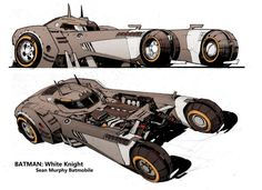 """Here's a colored version of my Batmobile. Catwoman, Batgirl, Gotham, Univers Dc, Batman Batmobile, Bd Comics, Batman Universe, Transporter, Futuristic Cars"