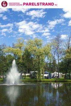 Park Parelstrand, gelegen in het natuurrijke Lommel (België), beschikt over een aantal prachtige kampeerplaatsen aan het water. Ervaar het 'ultieme' kampeergevoel en beleef samen met het hele gezin een heerlijke kampeervakantie. #oostappen #oostappenvakantieparken #kampeerplaatsen #aanhetwater #vakantieparkinbelgie #vakantie2021 #vakantieineigenland Waterfall, Park, Outdoor, Seeds, Outdoors, Waterfalls, Parks, Outdoor Games, The Great Outdoors