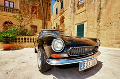 Fiat 124 Spider Image by Chris Northcote