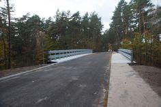 Od 1 listopada przejezdny jest już wiadukt na ulicy Koszarowej w Ustce. #ustka24info