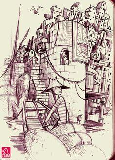 """""""Las ciudades invisibles"""" Italo Calvino"""