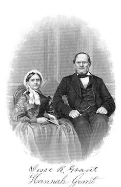 Parents of US Grant