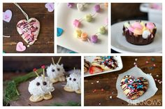 Cute holiday-inspired edible crafts