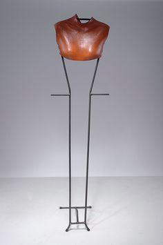 Lot 109473 - 'Mrs. Herz' dumb waiter, 1986 Wettstein, Robert Structure Design Robert Wettstein, Schweiz -> Auction 109 - Text: english Version