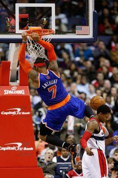 Carmelo Anthony #NewYorkKnicks