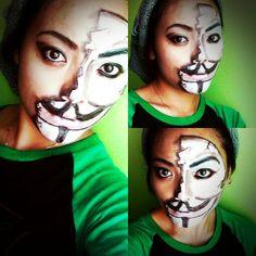 beb zaidah makeup :) vendetta..