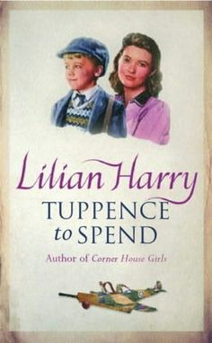 Lillian Harry, one of my favourite authors.