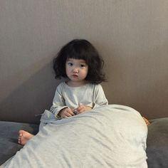 Cô bé Hàn Quốc với loạt biểu cảm đáng yêu xuất sắc này đang gây bão khắp mạng xã hội - Ảnh 3.