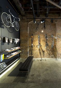 Clarence Street Cyclery, Sydney design by RDO Rob Design Office