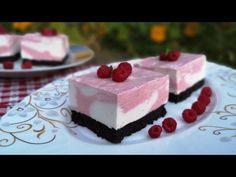 Panna Cotta, Cheesecake, Deserts, Ethnic Recipes, Youtube, Food, Kuchen, Desserts, Cheese Cakes