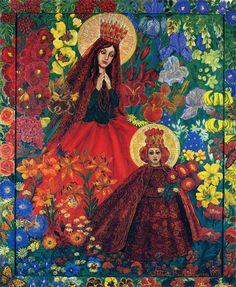 Litany of the Flowers, Kwiatkowska,  http://campus.udayton.edu