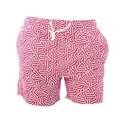 Boating  Brave Soul Mens Line Print Swimming Shorts (X-Large (Waist: 38 inch)) (Red) -- This is an Amazon Associate's Pin. Item can be found on Amazon website by clicking the VISIT button.