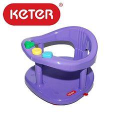 keter baby bath tub ring seat splash with toys anti slip chair bathtub tub pi. Black Bedroom Furniture Sets. Home Design Ideas