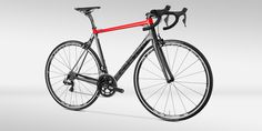 The R5 road bike sets the benchmark for the combination of lightweight design, stiffness and comfort.