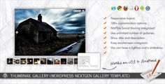 Thumbnail Gallery (WP NextGEN Gallery Template) :  Check out this great #codecanyon item 'Thumbnail Gallery (WP NextGEN Gallery Template)' http://codecanyon.net/item/thumbnail-gallery-wp-nextgen-gallery-template/1716291?ref=25EGY