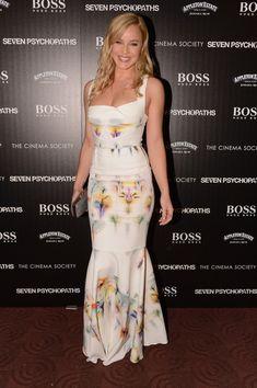 Abbie Cornish Mermaid Gown - Abbie Cornish Looks - StyleBistro