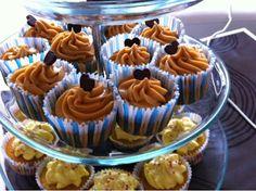 Maijo's Sweetest: Cupcakes de manzana con dulce de leche