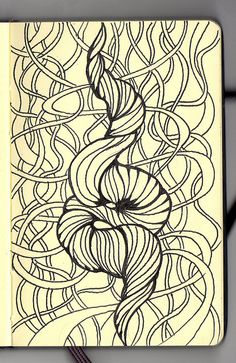Rope. by PowBoomBang., via Flickr Concept Art, Sketches, Curved Lines, Fan Art, Photos, Quilting, Design Ideas, Top, Inspiration