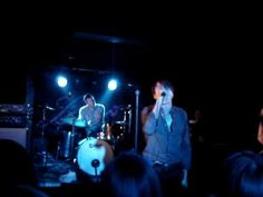 Brett Anderson -  the swans live