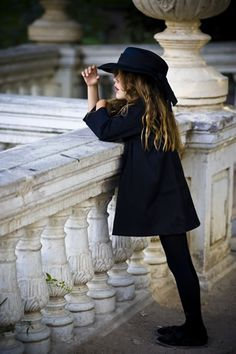 young girl in Paris....