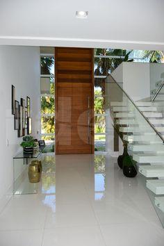 Modern Exterior House Designs, Modern Architecture House, Modern House Design, Architecture Design, Home Stairs Design, Home Room Design, Dream Home Design, Dream House Interior, Luxury Homes Dream Houses