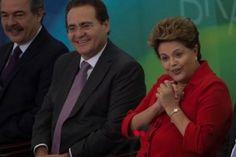 RN POLITICA EM DIA: EM CONVERSA GRAVADA, RENAN E MACHADO FALAM SOBRE D...