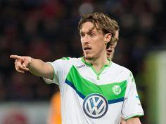 Nach Auskunft von VfL-Geschäftsführer Klaus Allofs wird Max Kruse zu keinem Verein in der Türkei wechseln. Foto: Guido Kirchner