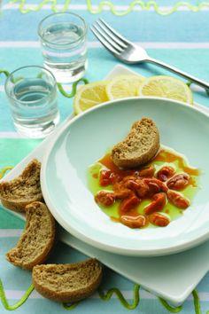 Aegean Cuisine  ΑΧΙΝΟΣΑΛΑΤΑ