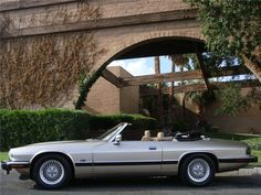 1992Jaguar XJS Convertible
