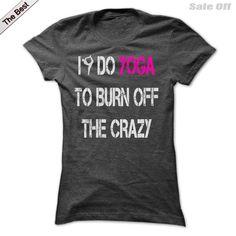 YOGA Shirt #sunfrogshirt