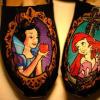 Custom Disney Princess TOMS