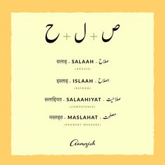 """""""Know how three letters form a root to the making of new words. Urdu Words With Meaning, Hindi Words, Urdu Love Words, Arabic Words, New Words, Quran Arabic, Root Words, Letter Form, Arabic Language"""