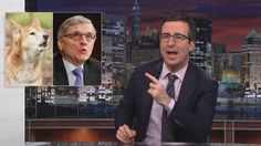 John Oliver challenges FCC head Tom Wheeler to prove he's not a 'f*cking baby-eating dingo