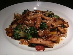 My Belly Fat Cure: Recipe Review #1 Chicken Sesame Stir-Fry