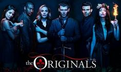 Davina,  Marcel, Cami, Niklaus, Elijah et Hayley - The Originals