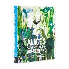 Alice's Adventures in Wonderland, illustrations by Andrea d'Aquino.