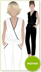 Carly Jumpsuit. Can I pull off a jumpsuit?