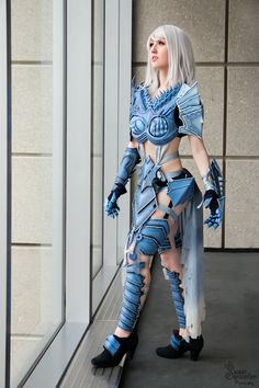 Sooo pretty *_* Enayla Cosplay's new Orrian armor at PAX East 2014. See https://www.facebook.com/EnaylaCosplay for a full gallery.