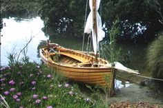"""""""Swallows and Amazon""""s boat."""