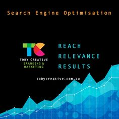Reach, Relevance, Results  Toby Creative – Branding & Marketing provides SEO solutions that work by optimising your website for key search parameters: reach, relevance, and results.  Our team are friendly and experienced, providing affordable search marketing solutions tailored to your business.  Phone (08) 9386 3444 or visit https://tobycreative.com.au/perth-seo/ to see our SEO plans, case studies, testimonials and how we work with your business.  #tobycreative #branding #marketi