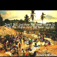 Go to Haiti on a Missions Trip~ my bug dream! Perfect bucket list item!!!