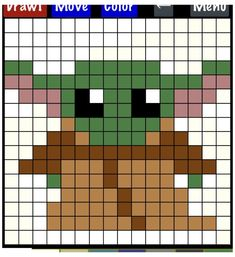 Melt Beads Patterns, Easy Perler Bead Patterns, Fuse Bead Patterns, Perler Bead Templates, Diy Perler Beads, Perler Bead Art, Beading Patterns, Hama Beads Minecraft, Pikachu Hama Beads