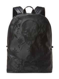 f74db6f897db Skull Pull Back Pack by Alexander McQueen